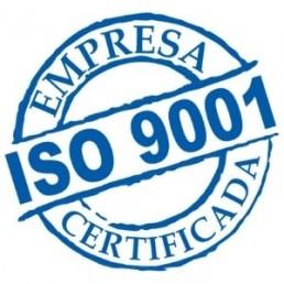 Certificado ISO 9001